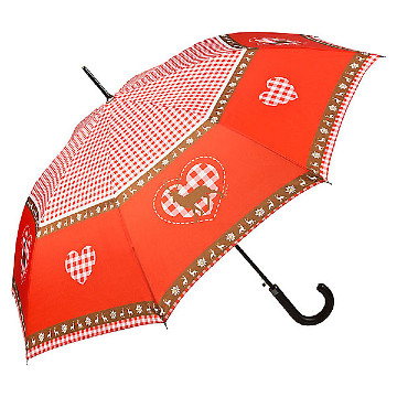 Automatic umbrella, Deear and heart