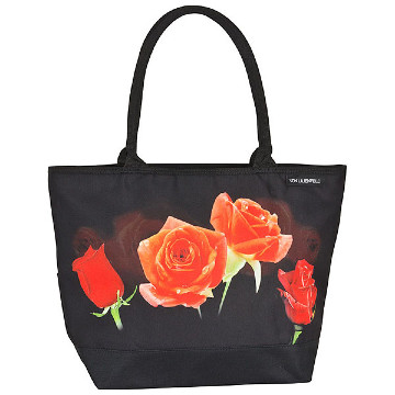 Tote bag Bouquet of roses