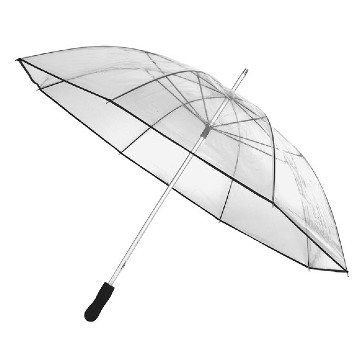 OBSERVER , clear stick umbrella