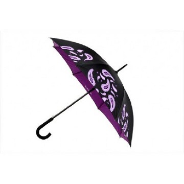 SHOPPING WEATHER STICK UMBRELLA
