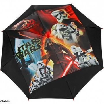 Umbrella mini manual  windproof Star Wars