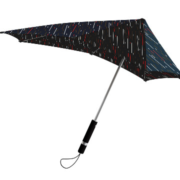 Senz original storm umbrella, flurry rain