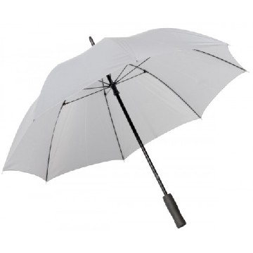 Stick umbrella reflect, silver